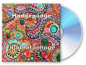 JHodgepodge CD Cover